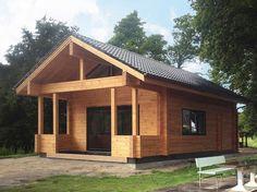 Gartenhaus mit Sauna VITA www.archiline.de