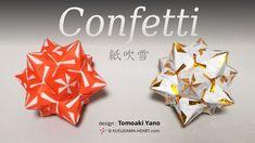 オリジナルユニット「Ohana-EX」を使った、くす玉「Confetti - 紙吹雪」のチュートリアルです。 This is tutorial of the KUSUDAMA 'Confetti' by using original unit 'Ohana-EX'.