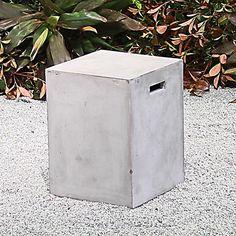 Mason Concrete Stool