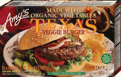 Texas Veggie Burger