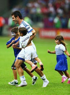 Bubbas & 'Ballers: Giorgos Karagounis & Kids