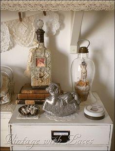 Vintage con Laces - Studio