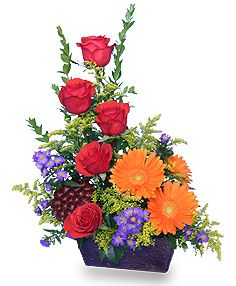 Birthday Flower Arrangements | YOU'RE THE GREATEST! Flower Arrangement