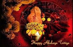 Akshaya Tritiya - Eternal Success is a momentous occasion, which is considered one of the most auspicious days by Hindus and Jains. It is considered as one of the most important days for  the Hindus as it is the day of the birth of the Lord Parasurama.   http://famousindianfestivals.blogspot.in/2015/04/akshaya-tritiya-eternal-success.html