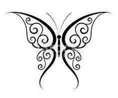 """Résultat de recherche d'images pour """"papillon tatouage"""""""