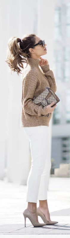 Neutrals // Fashion Look by Lydia Elise Millen