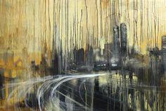 Horizon #artwork #painting
