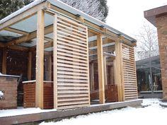 terasa Pergola Shade, Pergola Patio, Backyard, Small Swimming Pools, Outdoor Furniture, Outdoor Decor, Outdoor Ideas, Garden Design, Windows