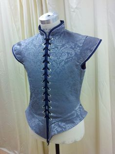 blue and white doublet - Google Search