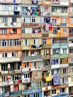 Urban Tbilisi, soviet inheritance
