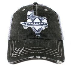 Aztec Texas Trucker Hat