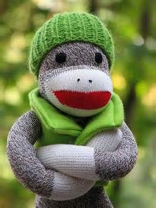 Sock Monkey - - Yahoo Image Search Results