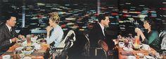 ART SKOOL DAMAGE : Christian Montone: Of Monorails, Rockets  Gyroscropes: 1962 Seattle World's Fair