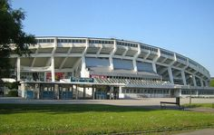Malmö Stadion, Malmö. Stadium used at the 1992 European Championship.