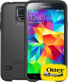 Otterbox Symmetry Case Samsung Galaxy S5 Slate Gridlock