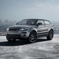I'm the one who put the range in the rover!!!!!.......Range Rover Evoque Special Edition