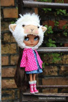 Блайз на прогулке / Куклы Блайз, Blythe dolls / Бэйбики. Куклы фото. Одежда для кукол