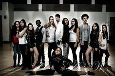 My dance team #Fusion