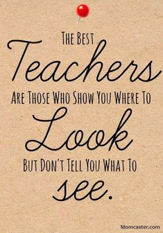 Quotes for teachers - Teacher inspiration - Quotes for principals - Teacher…