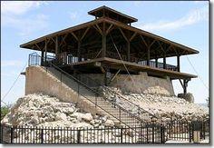 Territorial prison guard tower Yuma, AZ