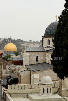 Jérusalem 0005 Ahmad Dari © ADAGP.Paris 2015