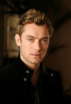 Jude Law -- I wish he was still young enough to portray LJG