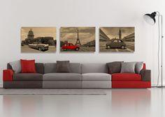 Stampa su legno a colori e bianco e nero per  quadri con effetti naturali.