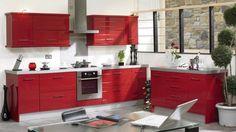 High Gloss Red Modena