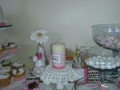 Detalles mesa de dulces primera comunión