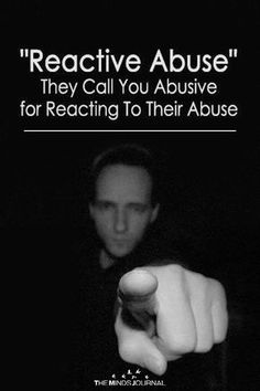 The most dangerous, most intelligent psychologically abusive people will even try to fake. Reactive Abuse They Call You Abusive for Reacting To Their Abuse . Narcissistic Behavior, Narcissistic Sociopath, Narcissistic Personality Disorder, Sociopath Traits, Abusive Relationship, Toxic Relationships, Relationship Tips, Healthy Relationships, Abuse Survivor