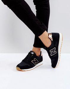 new balance femme 373 noir
