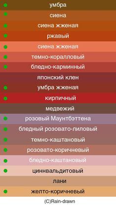 Can't read but like colors Colour Pallette, Colour Schemes, Color Trends, Color Balance, Color Harmony, Interior Paint Colors For Living Room, Drawing Lessons, Colour Board, Color Names