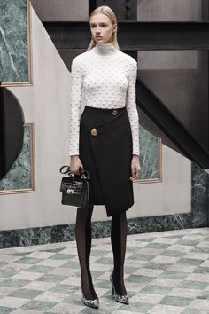 Pre Collection Fall Winter 15-16 Collection Look 28 | Balenciaga.com