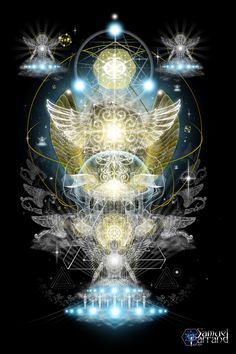 ༺ In the Realm of Angels ༻