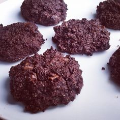 Ripped Recipes - Chocolate Chia Cookies - Delicious cookies with the added benefits of the superfood: chia seeds!