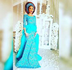 More Photos From Zahra Buhari And Ahmed Indimi's Lavish Wedding - Politics - Nigeria
