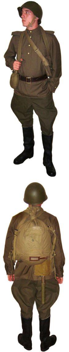 Russian Uniforms