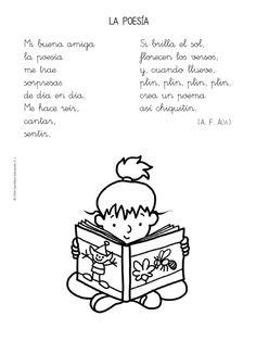 poemas cortos infantiles - Cerca amb Google