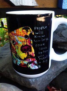 Ceramic Mug – Large Soul