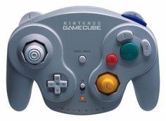 Nintendo WaveBird controller (GameCube)