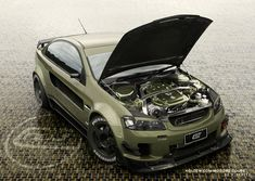 Aussie Muscle: Holden Commodore Coupe by ~hussain1 on deviantART