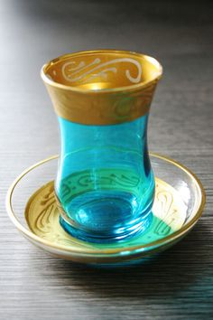 Turkish tea cup