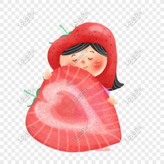 How To Draw Hands, Photoshop, Fruit, Cute, Image, The Fruit, Kawaii