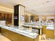 jewelry terminal design by J&M