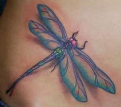Image result for Dragonfly Tattoos For Women Foot
