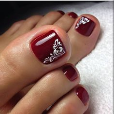 Toe Nail Designs First Show Zehe Nagel Designs Erste Show 2019 Toe Nail Designs First Show 2019 - Toenail Art Designs, Pedicure Designs, Manicure E Pedicure, Pedicures, Pedicure Ideas, Toe Designs, Nail Designs For Toes, Feet Nail Design, Pretty Toe Nails