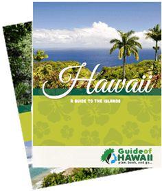 Hawaii - travel guide to 4 main islands