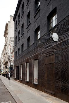 Paul Smith shop front by 6a Architects - Google zoeken