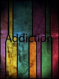 Addiction by Tokarnia. Colours and textures and lines.