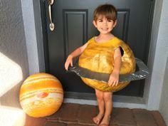 Saturn Halloween costume